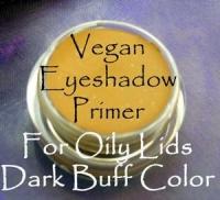 Праймер для жирной кожи век Vegan Oily Lid Eyeshadow PRIMER in Dark Buff Color