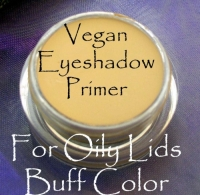 Праймер для жирной кожи век Vegan Oily Lid Eyeshadow PRIIMER in Buff Color