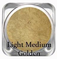 Основа Light medium Golden Flawless Face / Средне-светлый золотистый