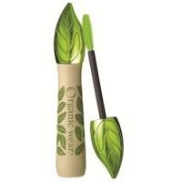 Черная органическая тушь для ресниц Organic Wear Mascara (удлинение и объем)