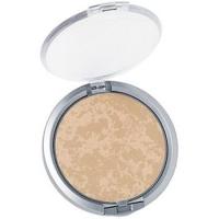 Прессованная основа с защитой от солнца Creamy Natural Talc-Free Mineral Face Powder