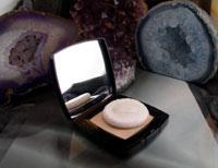 Компакт с зеркальцем Olive Warmer / Средне-светлый оливковый