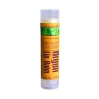 Мятный бальзам для губ с аргановым маслом