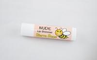 Тонированный бальзам-блеск для губ, Nude