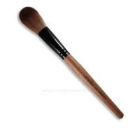 Кисть для основы, вуали, иллюминайзера Bubinga Synthetic Powder Brush