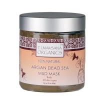 Грязь Мертвого моря с аргановым маслом Argan Oil Dead Sea Mud Mask