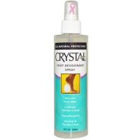 Дезодорант Crystal Foot Spray