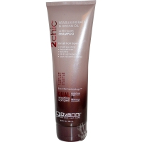 Шампунь Giovanni Ultra-Sleek Shampoo, Brazilian Keratin & Argan Oil / супер-блеск, бразильский кератин и аргановое масло  (250 мл)