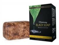 Африканское мыло Nuna Black Soap Unscented